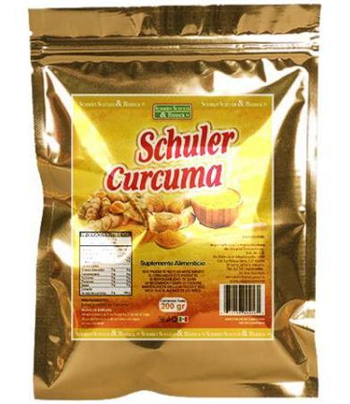 CURCUMA 200 G SCHULER