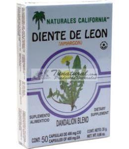 DIENTE DE LEON 40 CAPS.