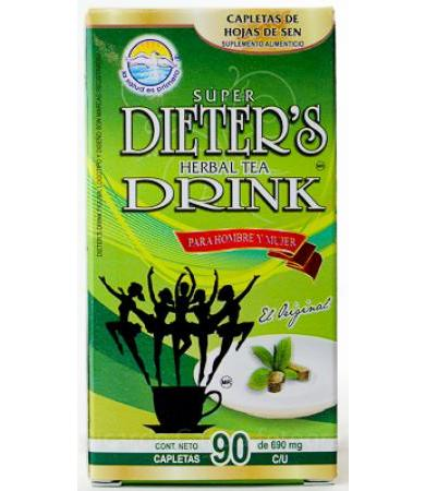 DIETERS DRINK 90 CAPLETAS DIETERS DRINK