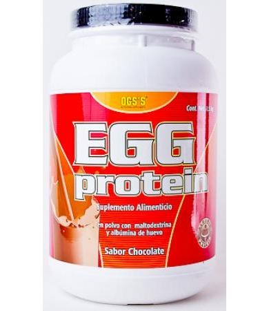 EGG PROTEIN CHOCOLATE 1500 G OGS S