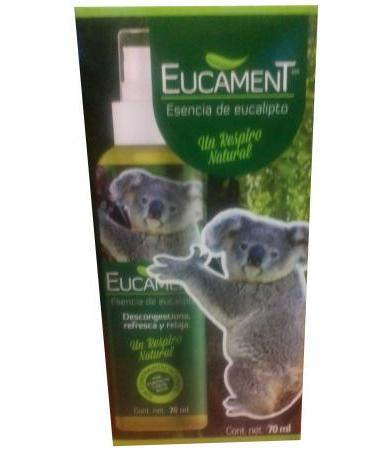 EUCAMENT SPRAY 70ML