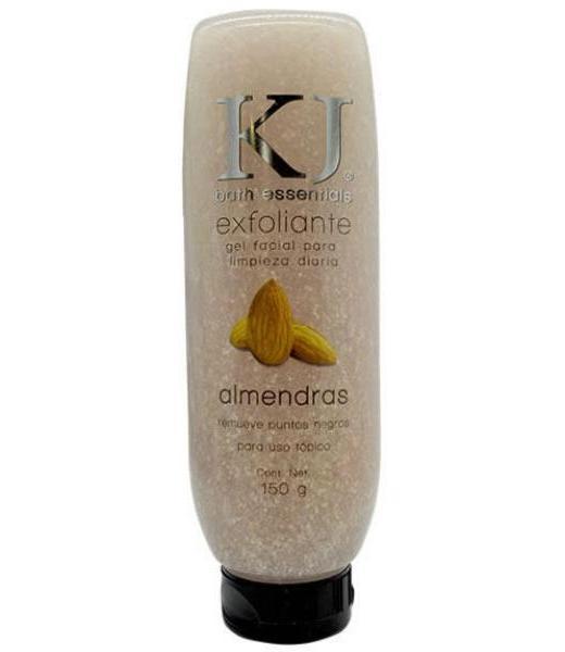EXFOLIANTE DE ALMENDRAS 150 G KJ