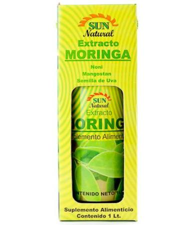 EXTRACTO DE MORINGA 1 LT SUN NATURAL