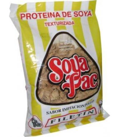 FILETIN POLLO 350 G SOYA PAC