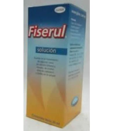 FISERUL 30 ML GLISER