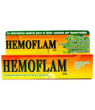 GEL HEMOFLAM 35G BQM