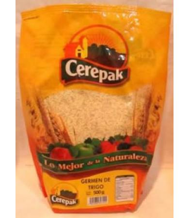 GERMEN DE TRIGO NATURAL CEREPAK 500 G