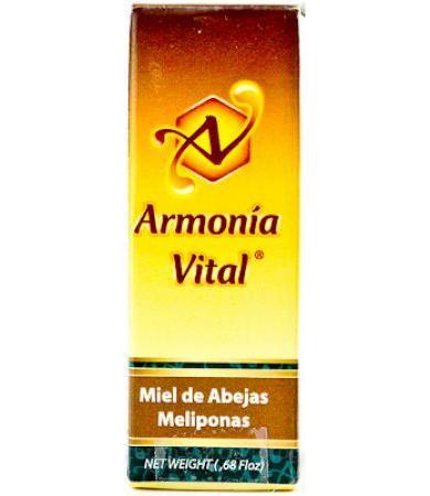 GOTAS OFTALMICAS MIEL MELIPONAS 20 ML ARMONIA VITAL