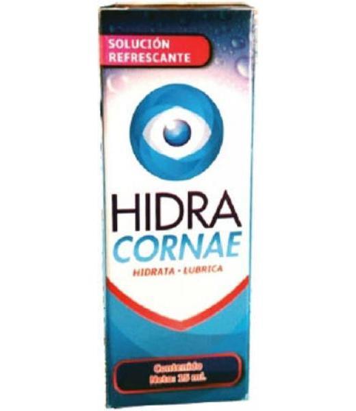 GOTAS PARA OJOS 15 ML HIDRA CORNAE