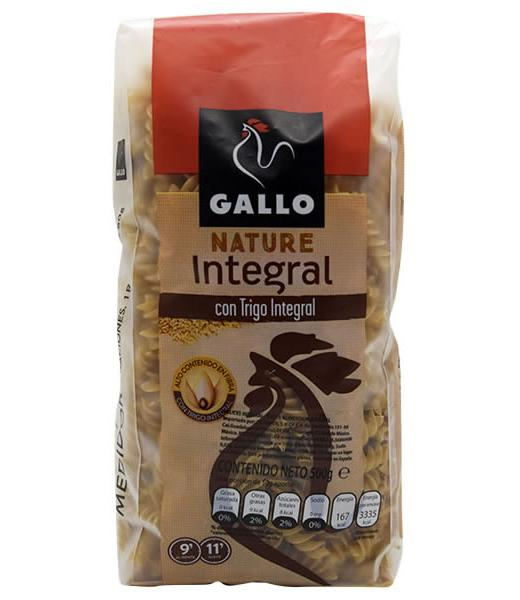 HELICES INTEGRAL 500 G GALLO