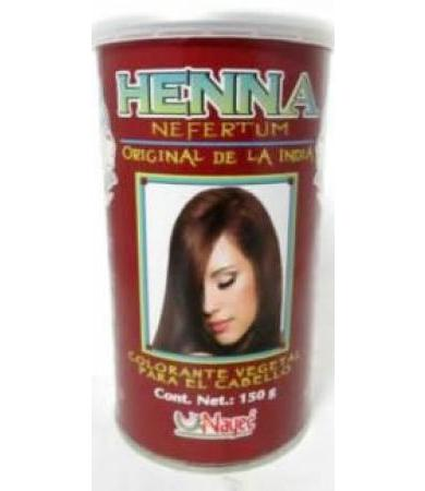 HENNA EGIPCIA THERBAL 150 G