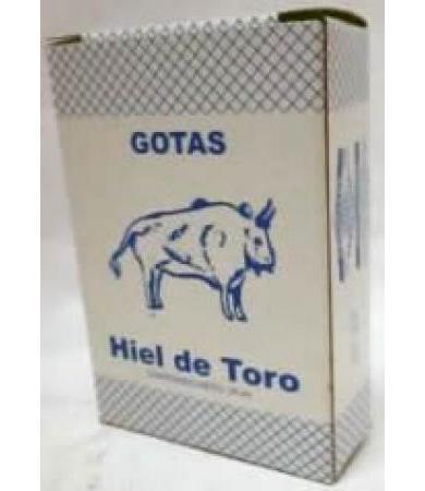 HIEL DE TORO GOTAS 25 ML YERBO VITAL