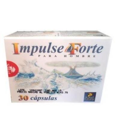 IMPULSE FORTE PARA HOMBRE 30  CAP