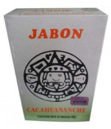 JABON CACAHUANANCHE 90 G ANAHUAC