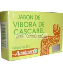 JABON VIBORA DE CASCABEL ANAHUAC 90 G