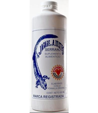 JARABE AJOLOTES SERRANO 500 ML
