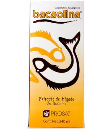 JARABE BACAOLINA PROSA 340 ML