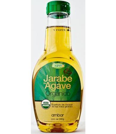 JARABE DE AGAVE STD LIGHT 330 G E NATURE