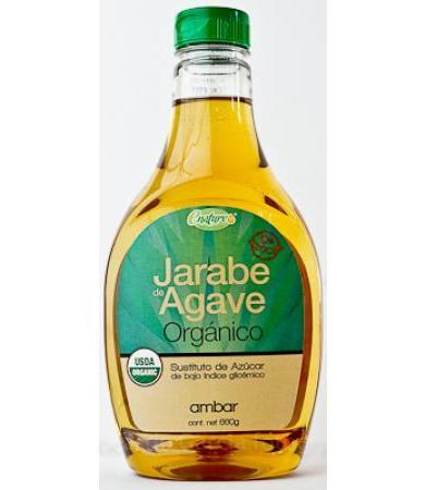 JARABE DE AGAVE STD LIGHT 660 G E-NATURE