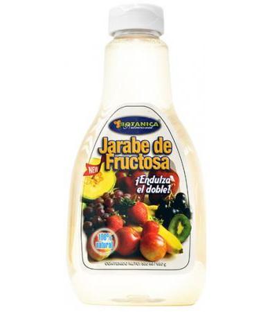 JARABE DE FRUCTUOSA 500 ML BOTANICA NUTRICIONAL