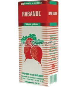 JARABE DE RABANOL 250 ML
