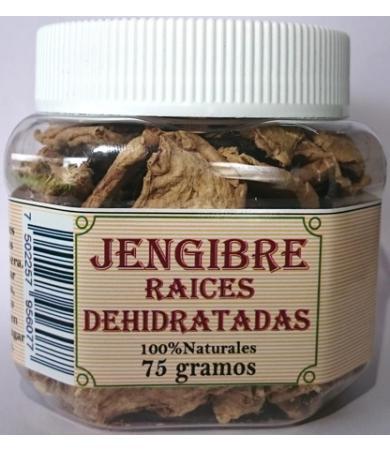 JENGIBRE RAICES 75 G 3 GENERACIONES