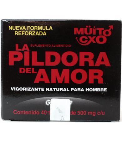 LA PILDORA DEL AMOR 4 TAB GN + VIDA