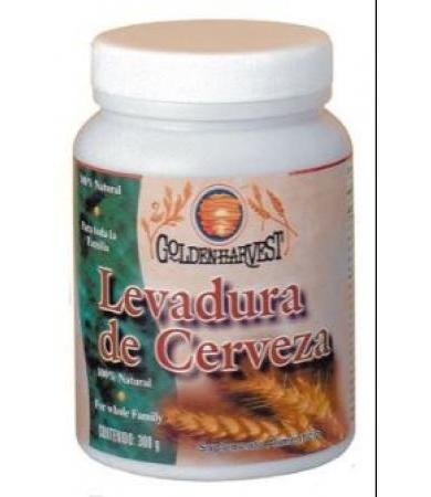 LEVADURA DE CERVEZA 300 G GOLDEN HARVEST