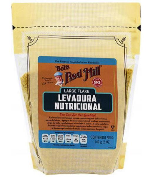 LEVADURA NUTRICIONAL SIN GLUTEN 142 G BOBS RED MILL