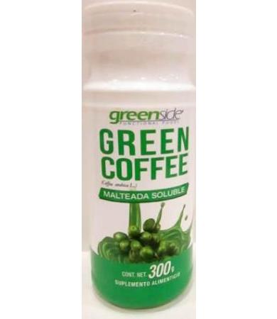 MALTEADA GREEN COFFEE 300G GREENSIDE
