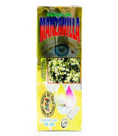 MANZANILLA GOTAS 10 ML MAYAMEX