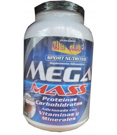MEGA MASS 2000 CHOCOLATE 2 KG GOLDEN