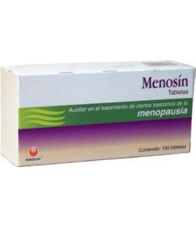 MENOSIN 100 TAB MEDICOR