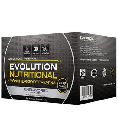 MONOHIDRATO DE CREATINA 5 G EVOLUTION P 30