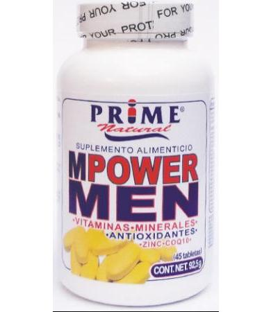 MPOWER MEN 45 TAB PRIME