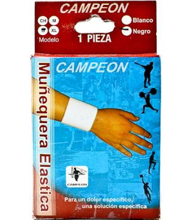 MUÑEQUERA ELASTICA G CAMPEON