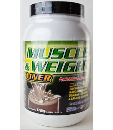 GAINER MASS MUSCLE CHOCOLATE 2000 G FNT