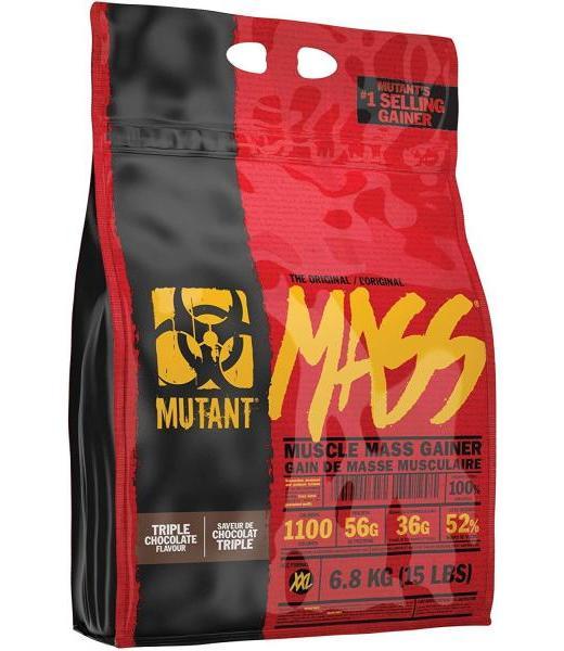 MUTANT MASS TRIPLE CHOCOLATE 15 LB (26 SRVS) MUTANT