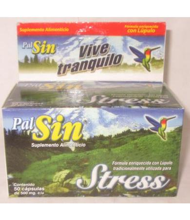 PALSIN STRESS 50 CAP PALSIN-STRESS