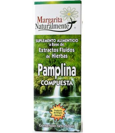 PAMPLINA COMPUESTA 50 ML MARGARITA NATURALMENTE