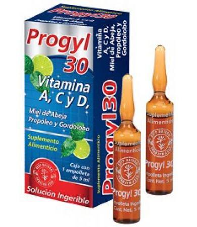PROGYL30 1 AMPOLLETA KEEP NATURAL