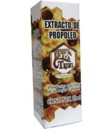 PROPOLEO EXTRACTO 20 ML LA TIA TRINI