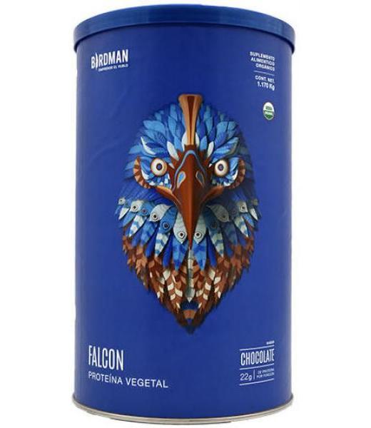 PROTEINA VEGETAL SABOR CHOCOLATE 1.17 KG BIRDMAN