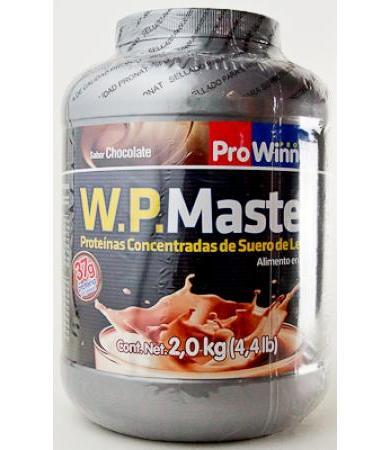 PROTEINA WP MASTER CHOCOLATE 2 KG PROWINNER