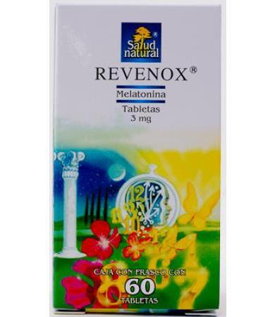 REVENOX 60 TAB SALUD NATURAL