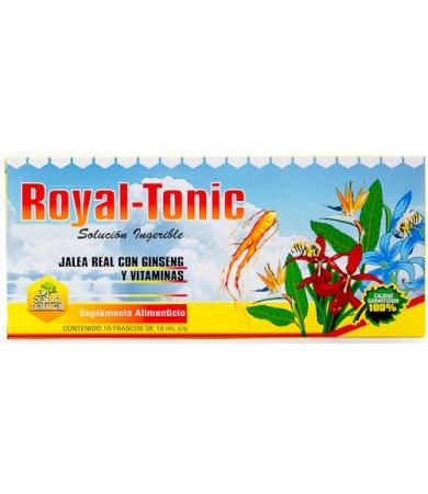 ROYAL-TONIC JALEA REAL C/GINSENG 10X10