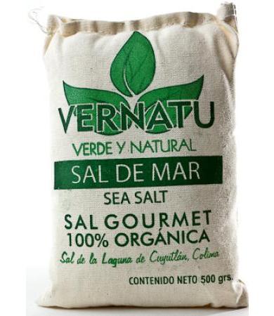 SAL DE MAR VERNATU 500 G VERNATU