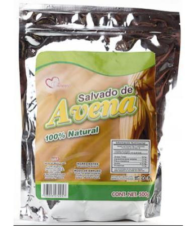 SALVADO DE AVENA 500 G SOYALAC RAPIFRUIT