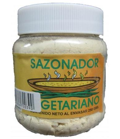 SAZONADOR VEGETARIANO 250 GR ARTE AMARANTO