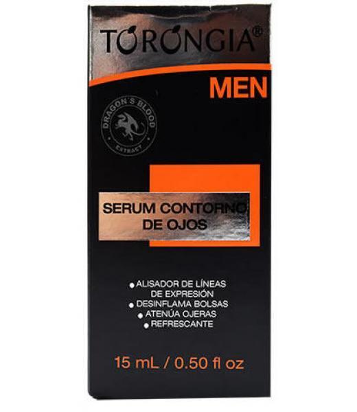 SERUM CONTORNO DE OJOS PARA HOMBRE 15 ML TORONGIA MEN